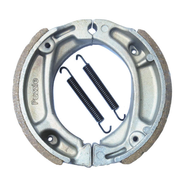 لنت ترمز موتور سیکلت پازل مدل BRS022556G مناسب برای هوندا CDI