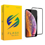 محافظ صفحه نمایش فلش مدل +HD مناسب برای گوشی موبایل اپل Iphone XS MAX