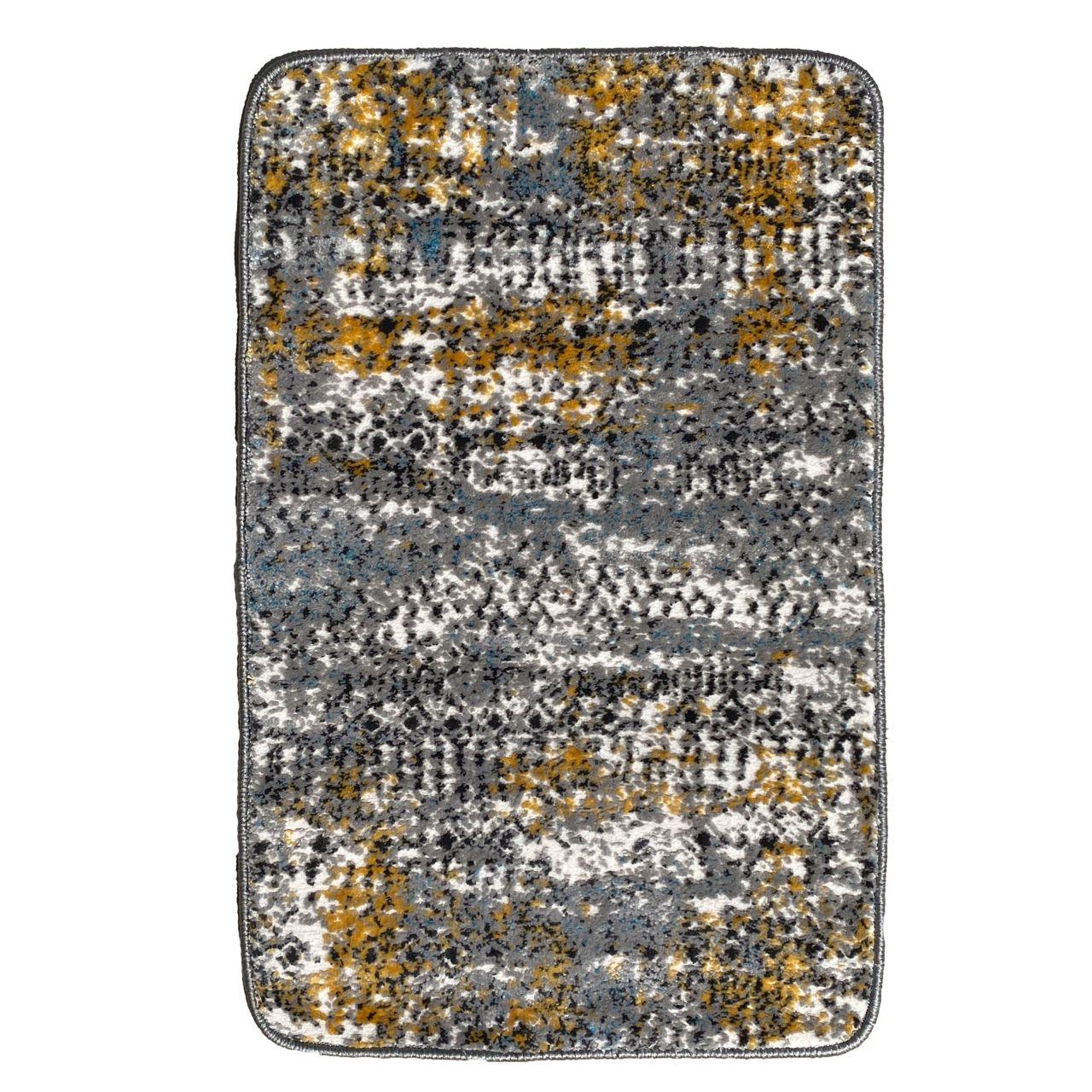 فرش ماشینی نیروانا طرح گبه کد 585-1