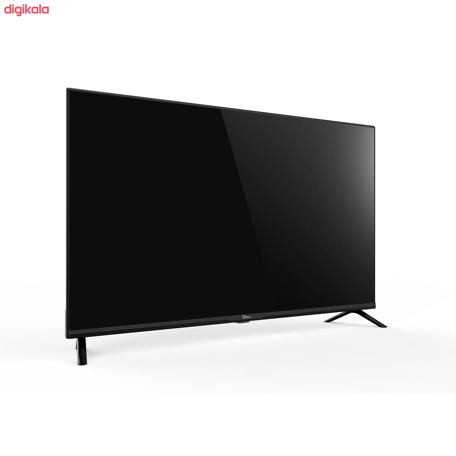 تلویزیون ال ای دی هوشمند جی پلاس مدل GTV-40LH612N سایز 40 اینچ main 1 2