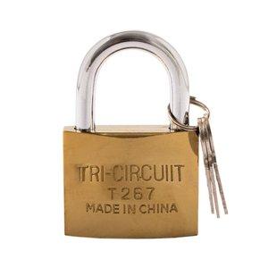 قفل آویز تی آر آی  کد T267