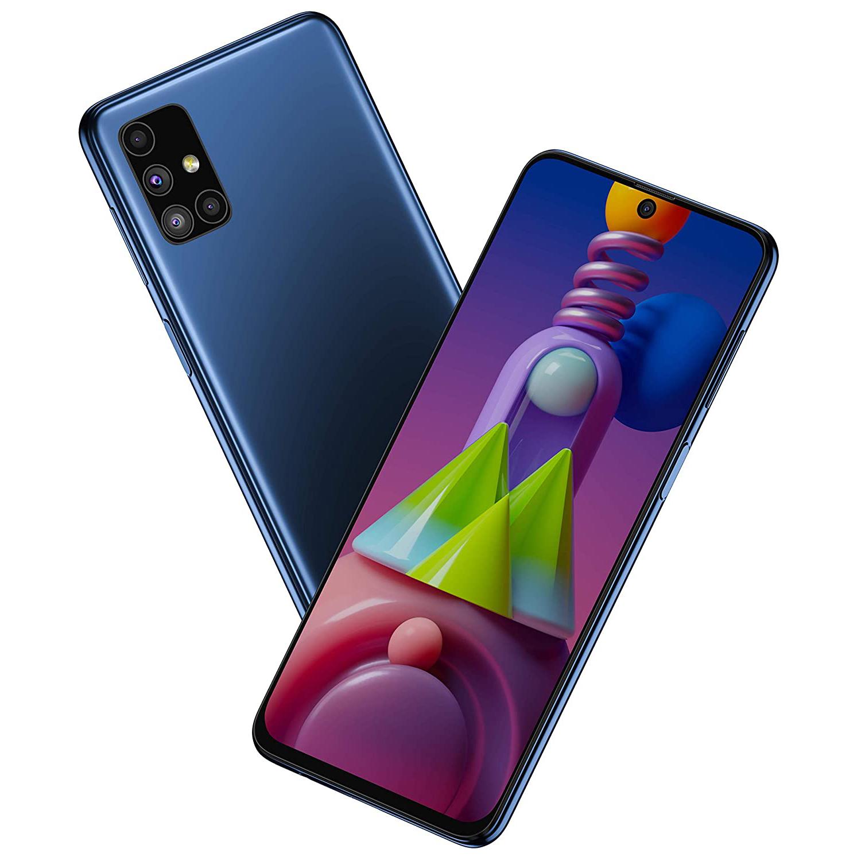 گوشی موبایل سامسونگ مدل Galaxy M51 SM-M515F/DSN دو سیم کارت ظرفیت 128گیگابایت  در بزرگترین فروشگاه اینترنتی جنوب کشور ویزمارکت