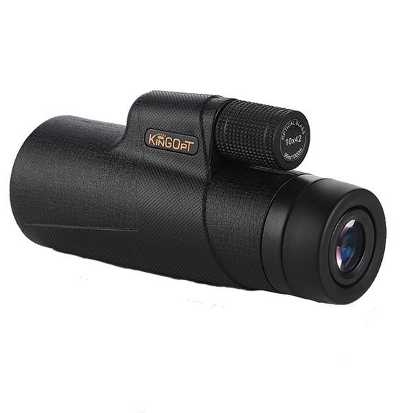 دوربین تک چشمی کینگاپت مدل KMM 10x42
