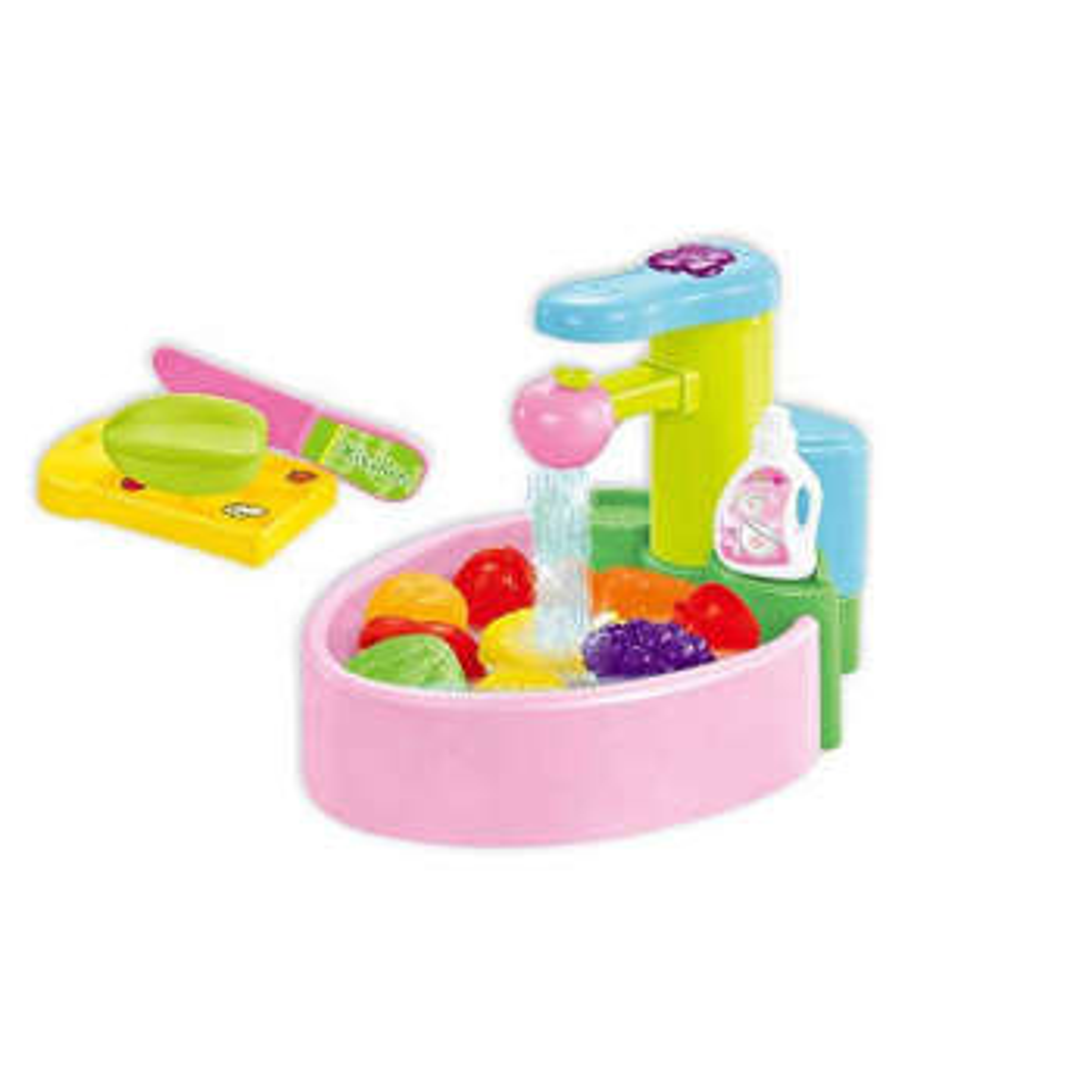 ست اسباب بازی آشپزخانه مدل سینک کد 4567