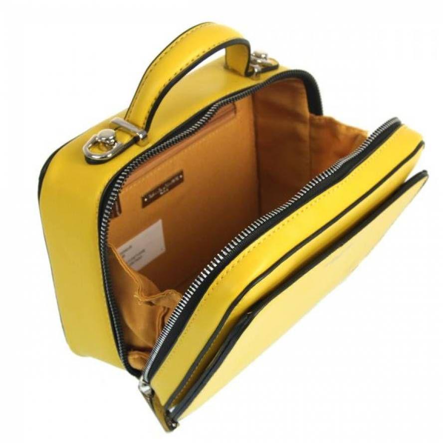 کیف رو دوشی زنانه دیوید جونز مدل 5662 -  - 16