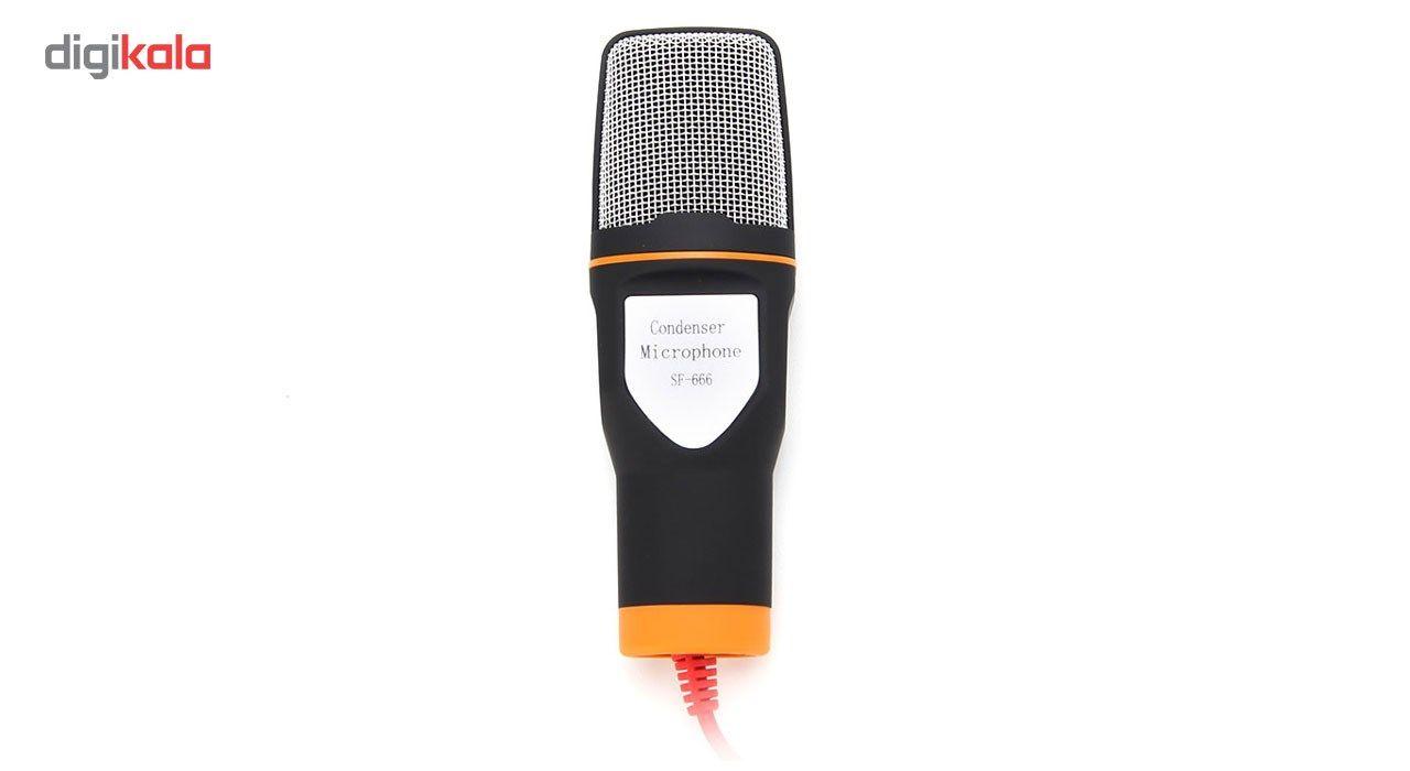 میکروفون ینمای مدل SF-666 main 1 2