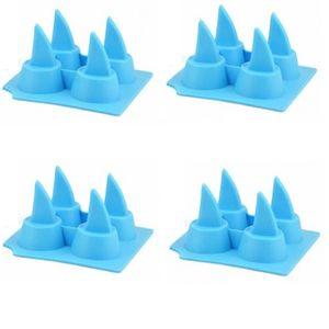 قالب یخ مدل بال کوسه بسته 4 عددی