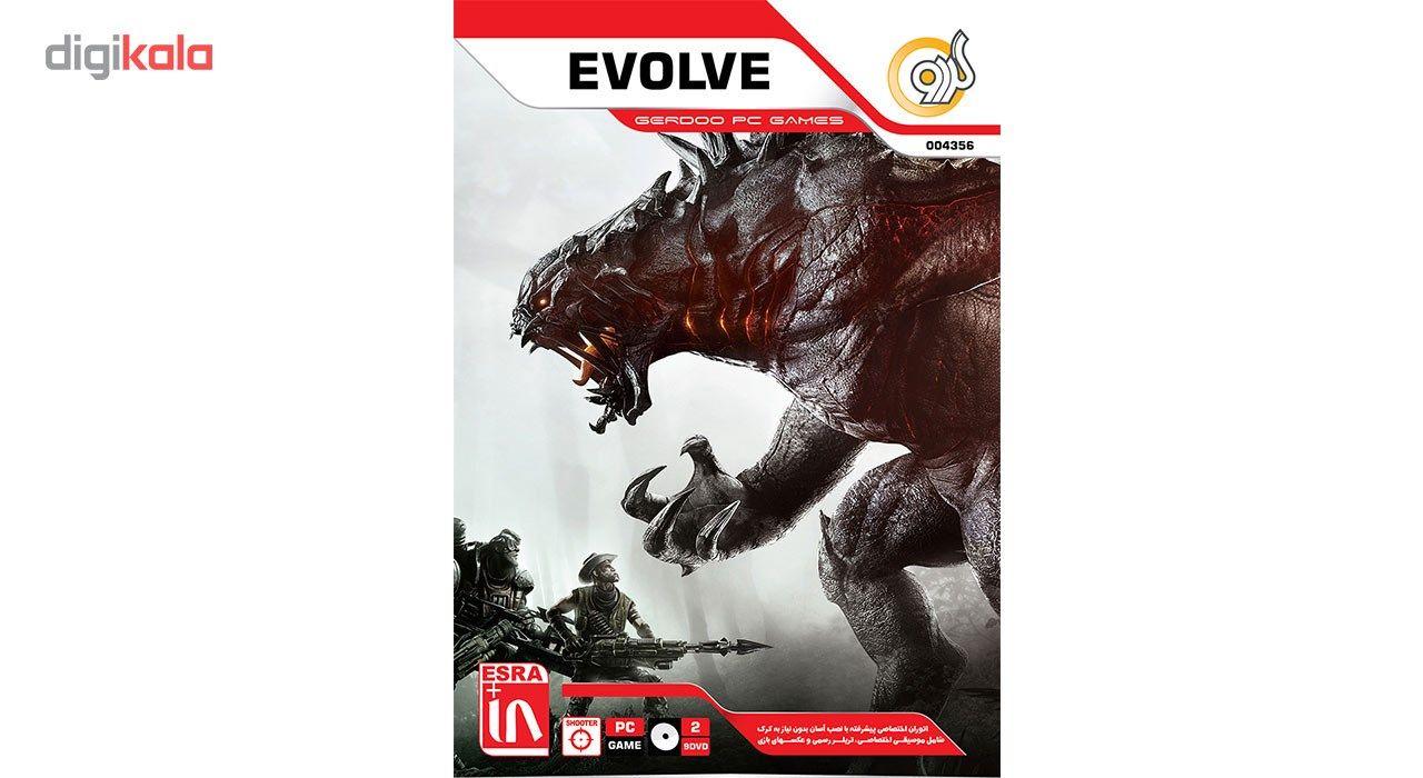 بازی Evolve مخصوصPC
