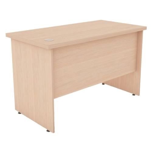 میز اداری ام دی اف سازینه چوب سری کارو مدل S-T120