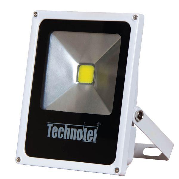 پروژکتور ال ای دی 30 وات تکنوتل مدل COB Projector 30W TR130