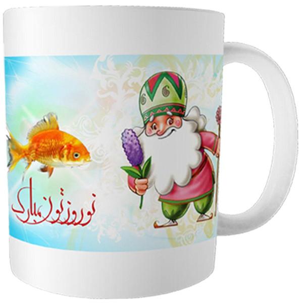 ماگ طرح عید مدلoz-2