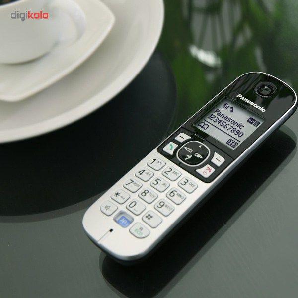 تلفن بی سیم پاناسونیک مدل KX-TG6821 main 1 5