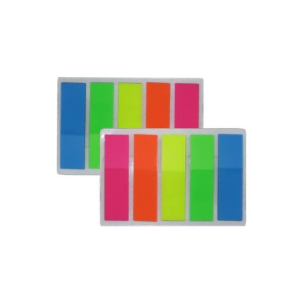 کاغذ یادداشت چسب دار فانزی مدل Multicolor - بسته 200 عددی