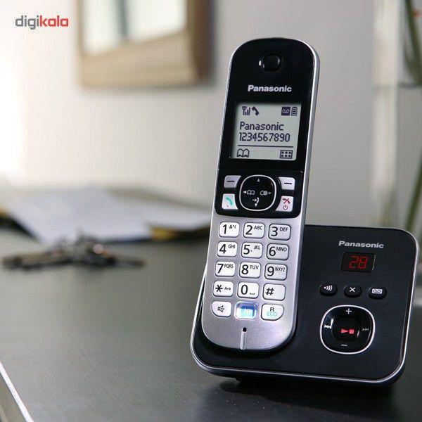 تلفن بی سیم پاناسونیک مدل KX-TG6821 main 1 6