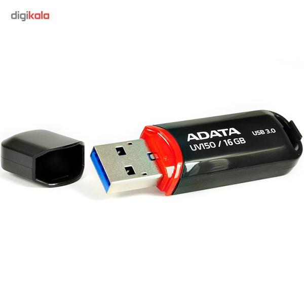 فلش مموری ای دیتا مدل DashDrive UV150 ظرفیت 16 گیگابایت
