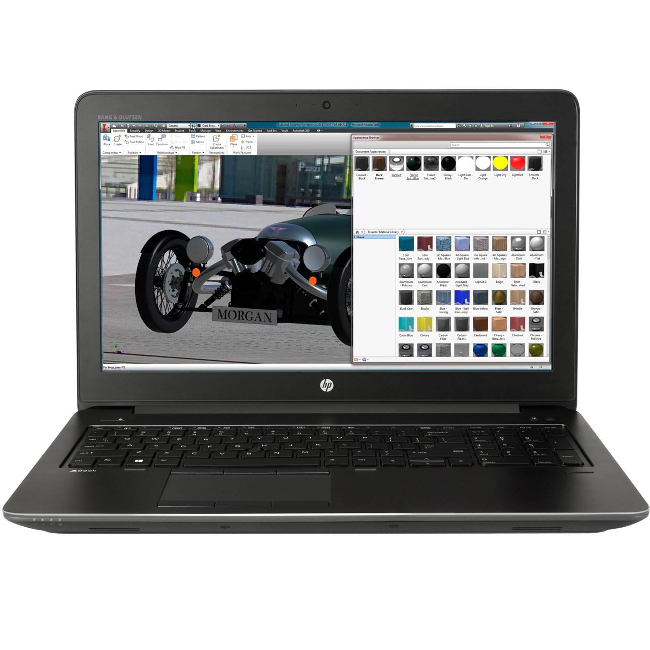 لپ تاپ 15 اینچی اچ پی مدل ZBook 15 G3 Mobile Workstation - C