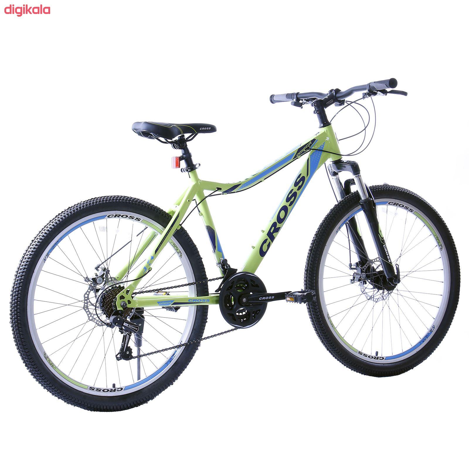 دوچرخه کوهستان کراس مدل OMEGA سایز 26 main 1 1