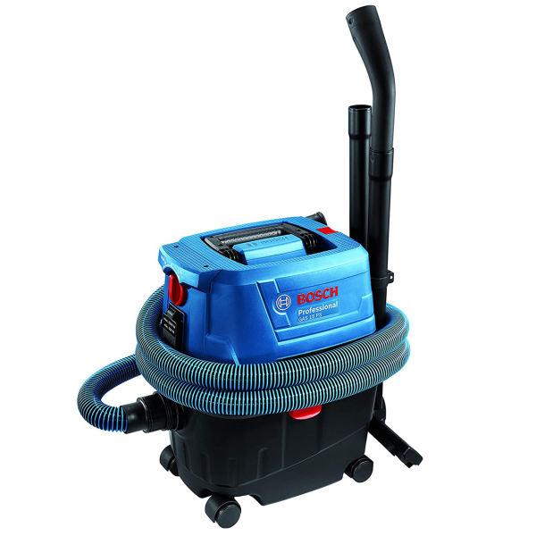 جاروبرقی صنعتی بوش مدل GAS 15 PS Professional + Extra