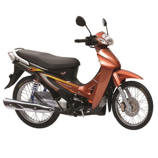 موتورسیکلت کویر مدل Radisson Wave type 2 سال 1395