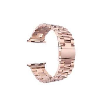 بند فلزی زینکوکو مدل 001 مناسب برای اپل واچ 42 میلی متر