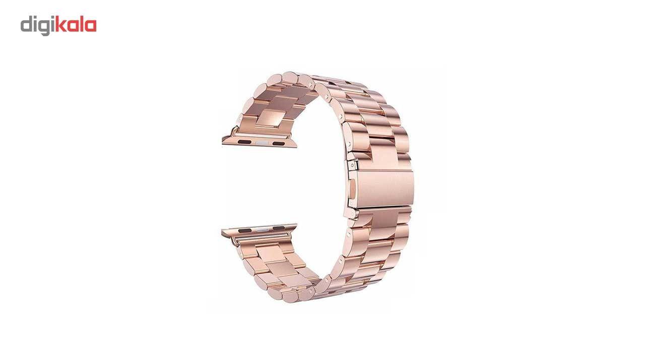 بند فلزی زینکوکو مدل 001 مناسب برای اپل واچ 42 میلی متر main 1 1