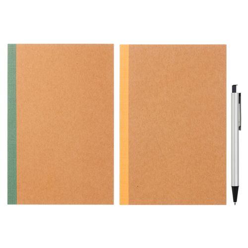 ست دفتر یادداشت و خودکار لاتن مدل Thinotes2