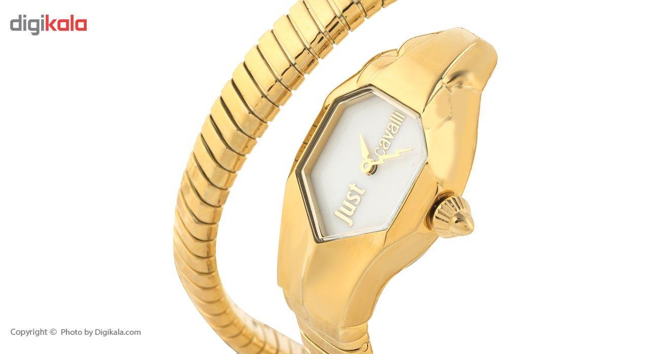 ساعت مچی عقربه ای زنانه جاست کاوالی مدل JC1L001M0025 -  - 1