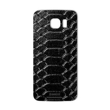 برچسب تزئینی ماهوت مدل Snake Leather مناسب برای گوشی  Samsung S6