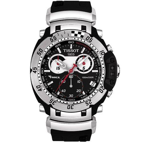 ساعت مچی عقربه ای مردانه تیسوت مدل T027.417.17.051.00