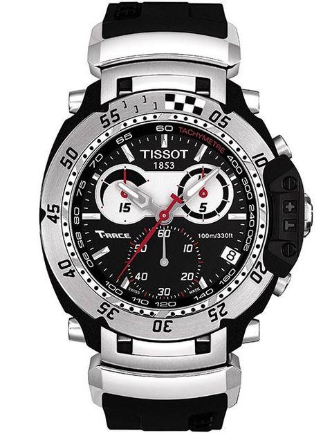 ساعت مچی عقربه ای مردانه تیسوت مدل T027.417.17.051.00 -  - 1