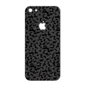 برچسب تزئینی ماهوت مدل Silicon Texture مناسب برای گوشی  iPhone 5