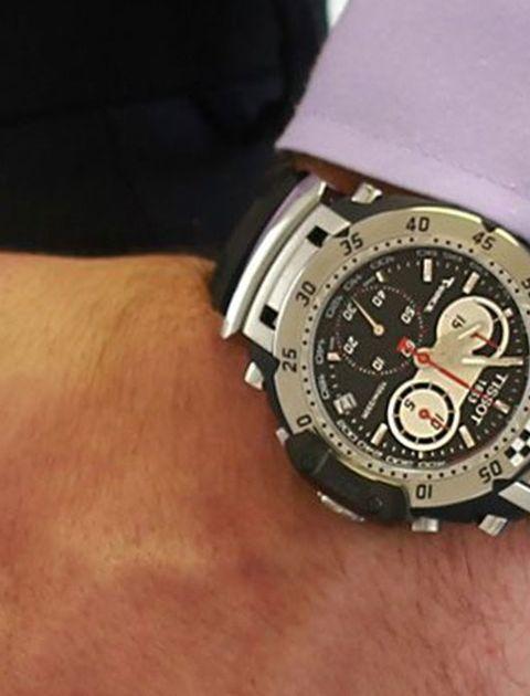 ساعت مچی عقربه ای مردانه تیسوت مدل T027.417.17.051.00 -  - 5