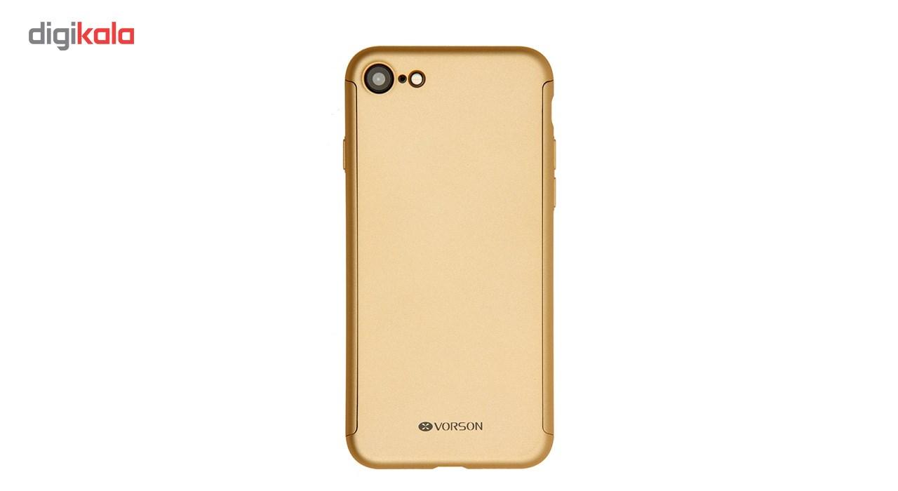 کاور گوشی ورسون مدل 360 درجه مناسب برای گوشی  آیفون 7-8 main 1 5
