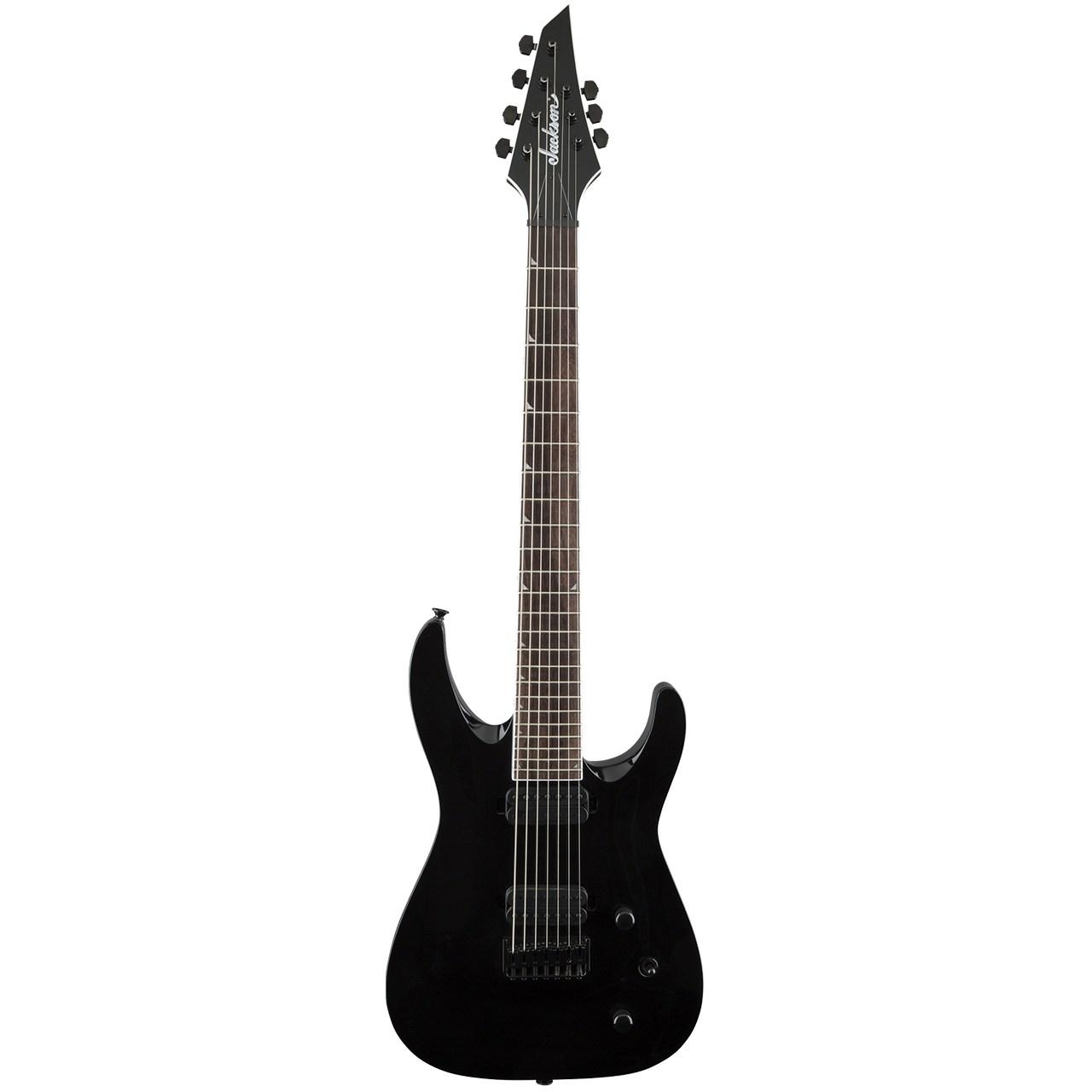 گیتار الکتریک جکسون مدل X Series Soloist  SLATHX 3-7 Gloss Black