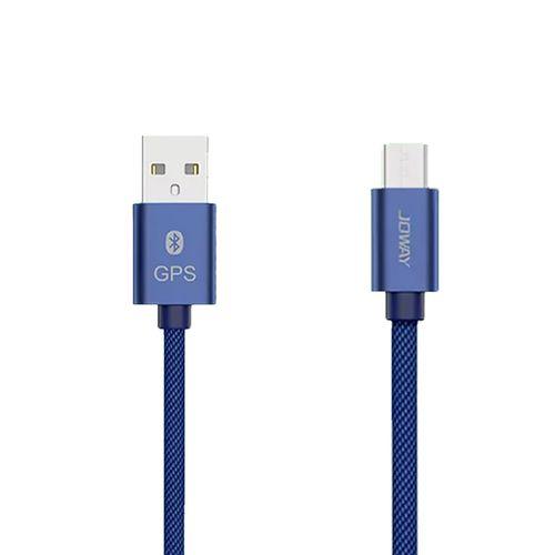 کابل تبدیل USB به Micro USB  بلوتوثی جووی مدل LM29 به طول 1 متر