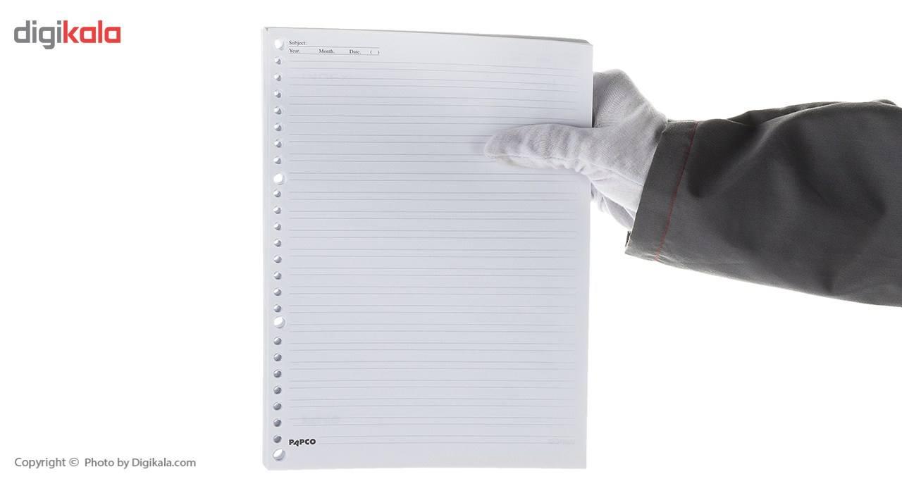 کاغذ کلاسور پاپکو بسته 100 عددی main 1 2