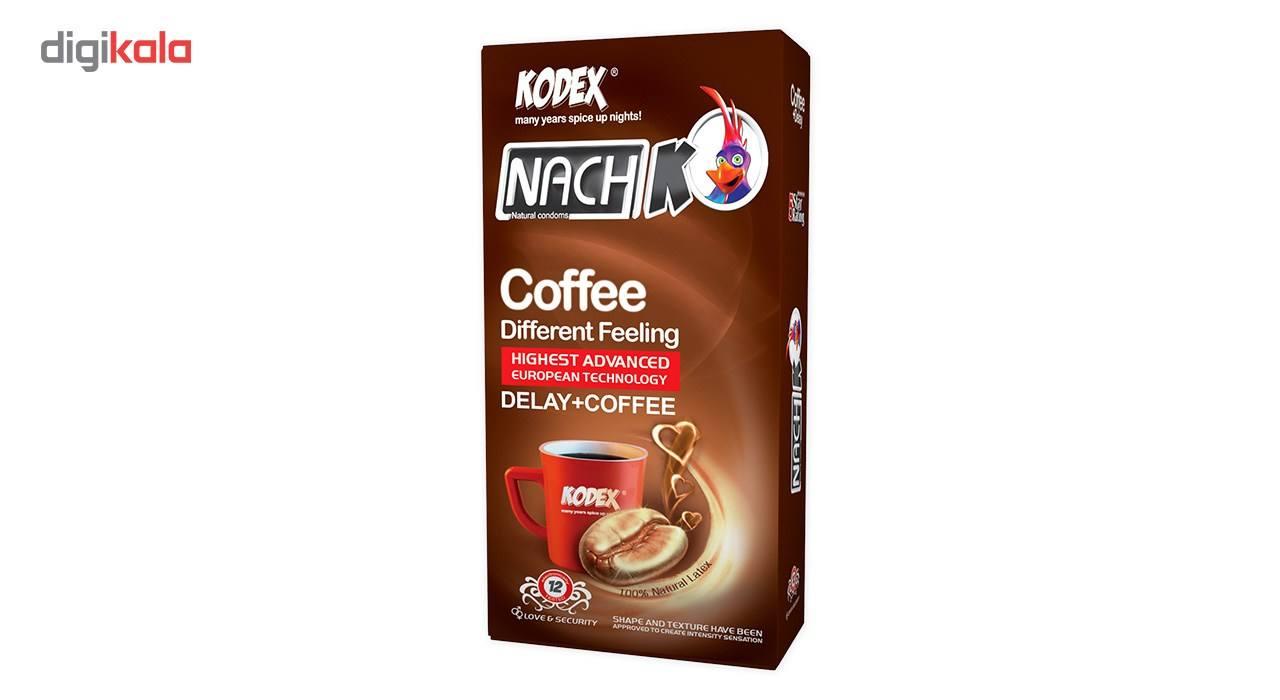 کاندوم کدکس مدل Coffee بسته 12 عددی main 1 1