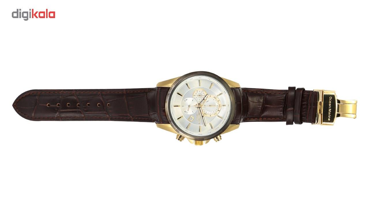 ساعت ست مردانه و زنانه اوشن مارین مدل OM-8101L-2 و OM-8101G-2