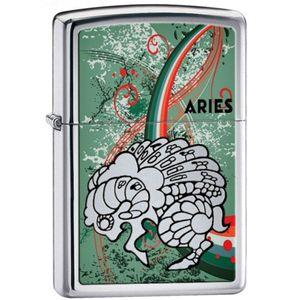 فندک زیپو مدل Zodiac Aries کد 24931