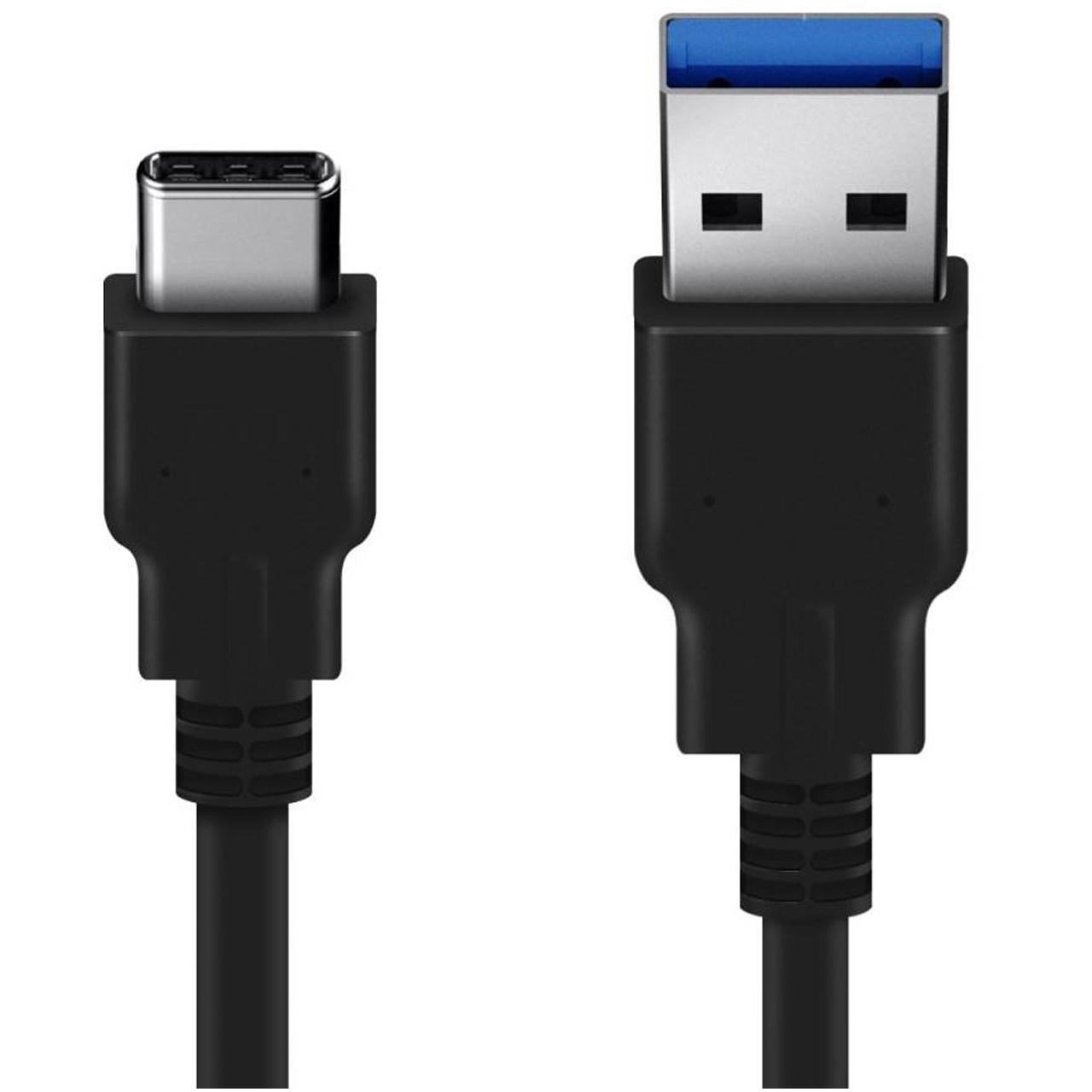 کابل تبدیل Type-C به USB 3.0 ای پی لینک مدل Oneplus به طول 1 متر