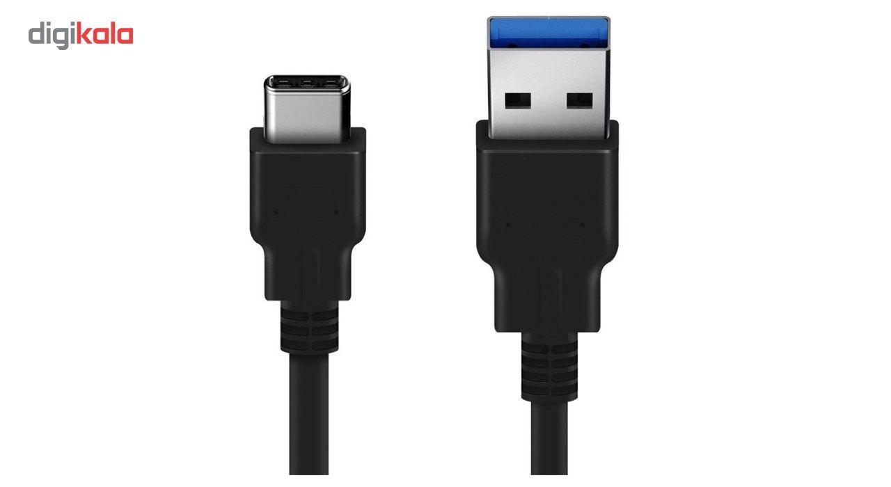 کابل تبدیل Type-C به USB 3.0 ای پی لینک مدل Oneplus به طول 1 متر main 1 1