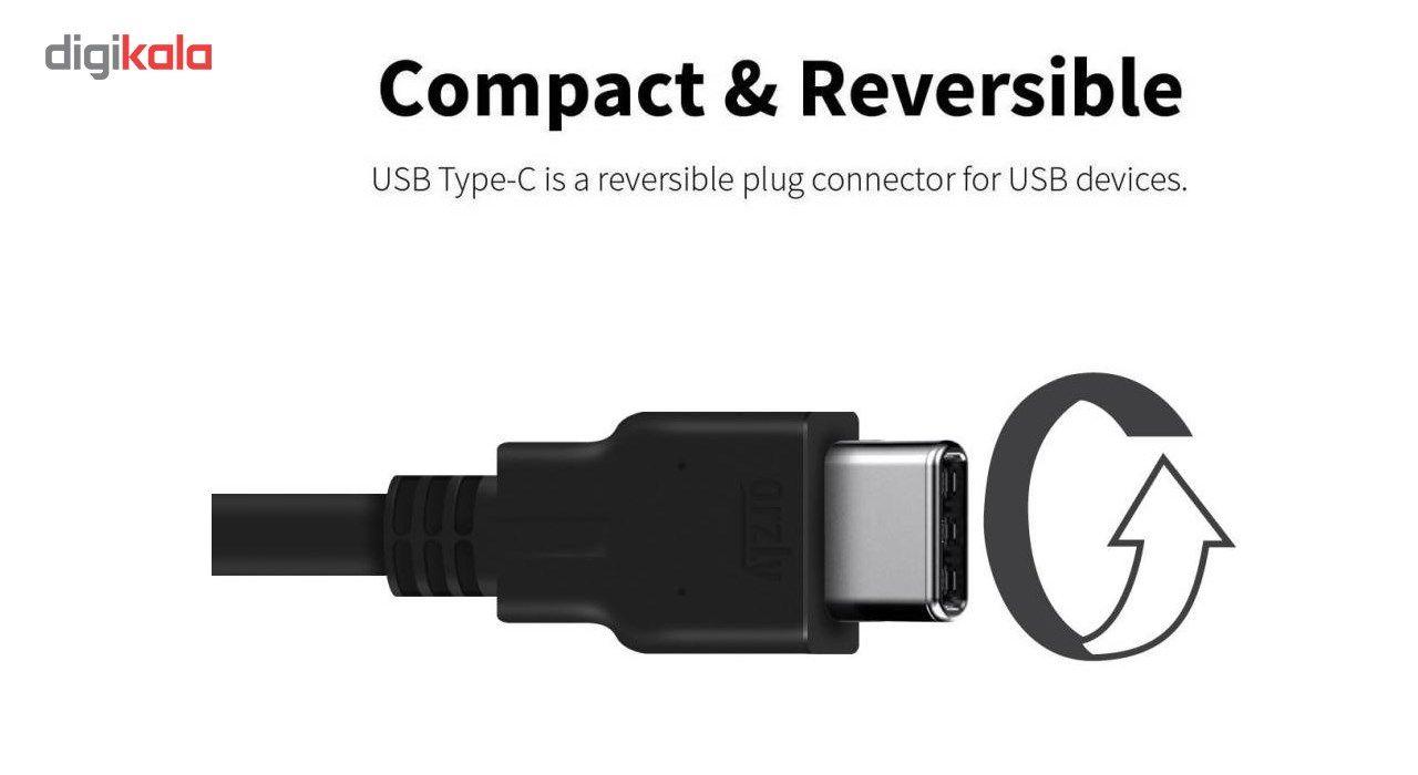 کابل تبدیل Type-C به USB 3.0 ای پی لینک مدل Oneplus به طول 1 متر main 1 3