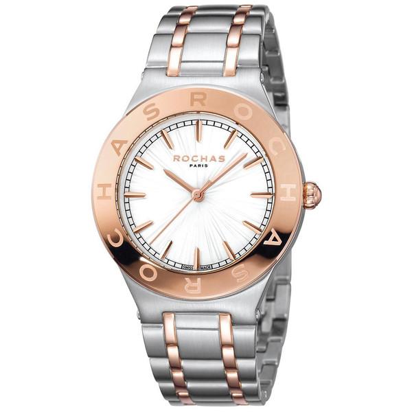 ساعت مچی عقربه ای زنانه روشاس مدل RP1L006M0111