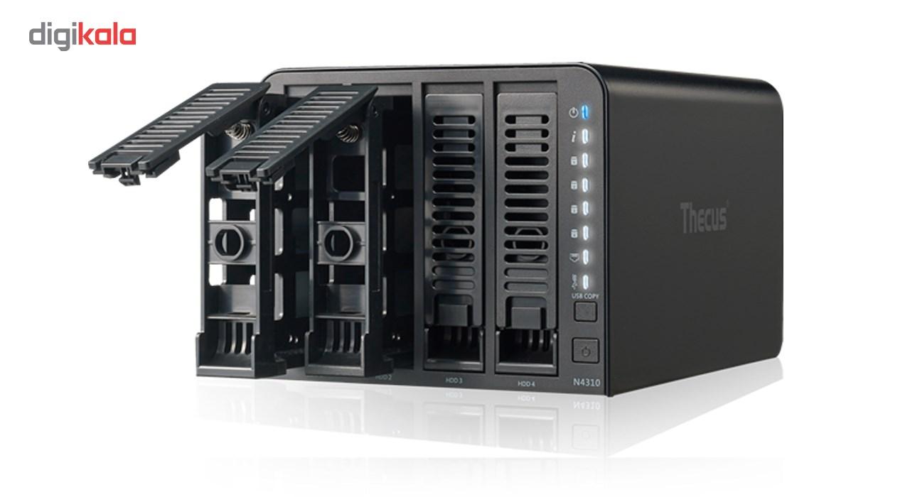 ذخیره ساز تحت شبکه دکاس مدل N4310