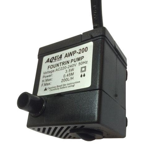 پمپ فواره  آکوا مدل AWP-200