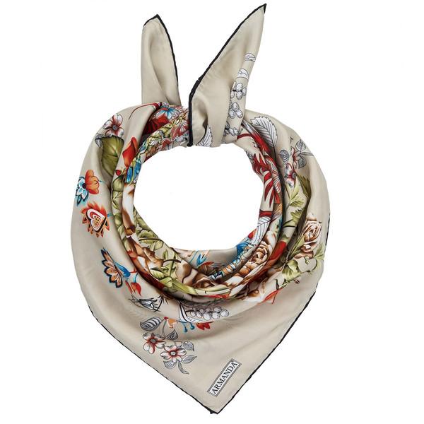 روسری آرماندا مدل S052
