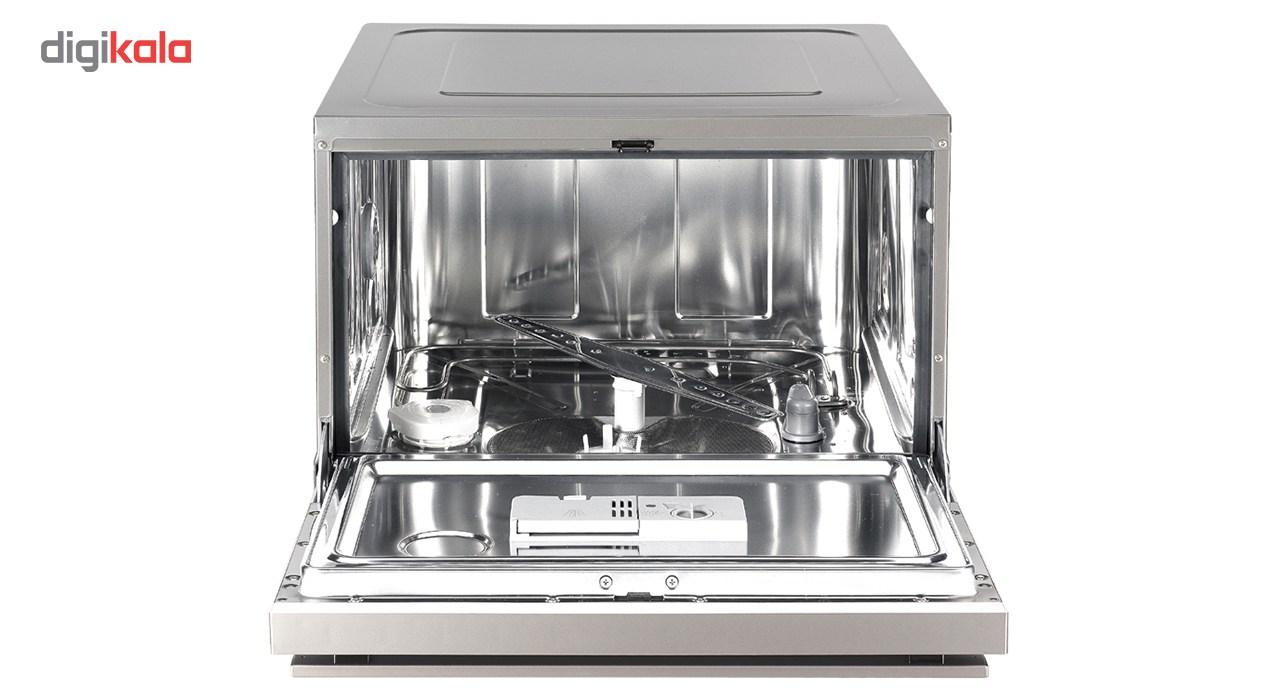 ماشین ظرفشویی رومیزی مجیک مدل 2195GB