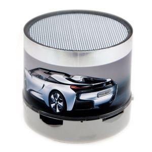 اسپیکر بلوتوثی قابل حمل طرح BMW