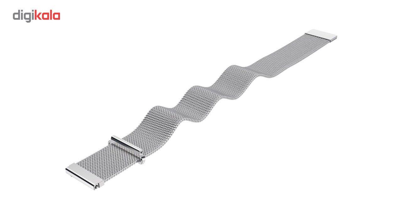 بند فلزی ساعت هوشمند مدل Magnetic-S10 مناسب برای سامسونگ Gear S3 main 1 6