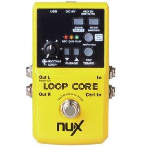 پدال افکت گیتار ان یو ایکس مدل Loop Core